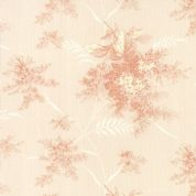Moda Whitewashed Cottage by 3 Sisters - 3743 - Pink Floral Spray - 44063 22 - Cotton Fabric